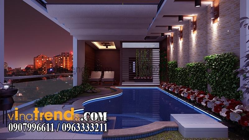 ho boi2a 2 Thiết kế nhà phố đẹp cho diện tích 5x18m nhà anh Phước ở Tân Phú   NP091213A