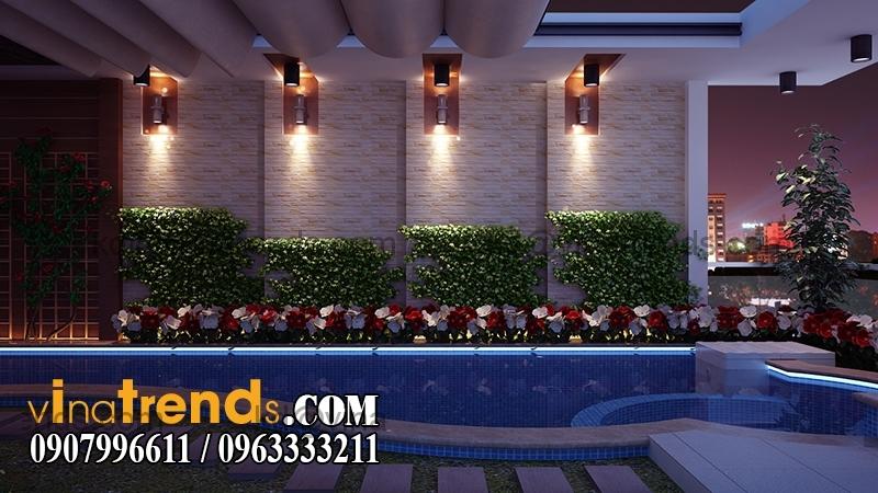 ho boi2a Thiết kế nhà phố đẹp cho diện tích 5x18m nhà anh Phước ở Tân Phú   NP091213A