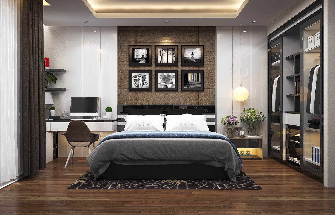 NGU SO 3 3 Dấu ấn thiết kế nội thất khách sạn sang trọng độc đáo nhất   NTKS020814A