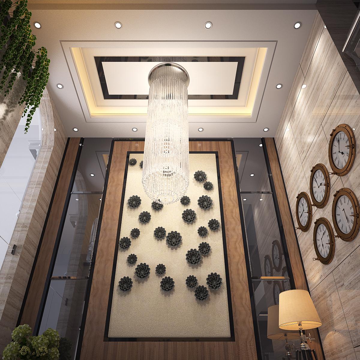 SANH 4 Dấu ấn thiết kế nội thất khách sạn sang trọng độc đáo nhất   NTKS020814A