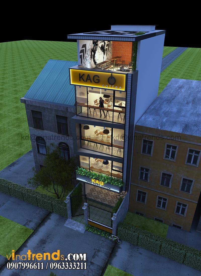 VIEW2 Ngắm thiết kế nhà đẹp 4 tầng đơn sơ lộng gió suốt bốn mùa   ND130814A