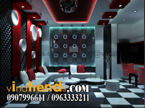 xu h ng thi t k ph ng h t karaoke p phong c ch m i 2015 pk200914a. Black Bedroom Furniture Sets. Home Design Ideas