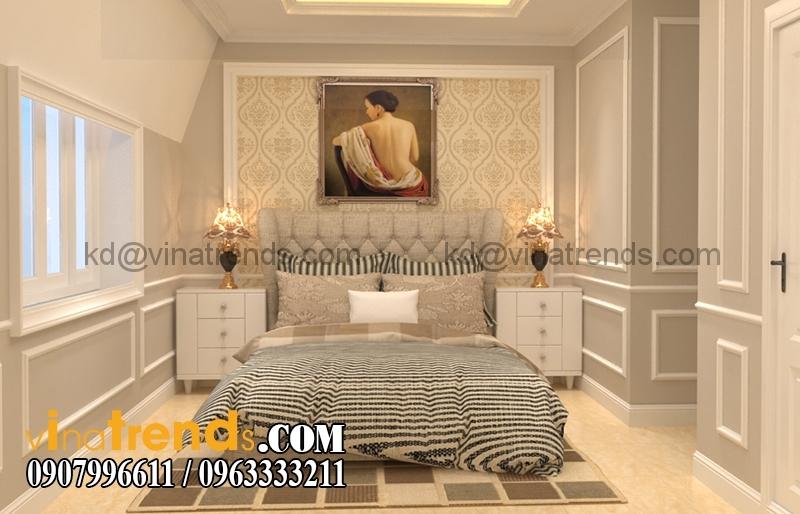 ngu 5 Mê mệt mẫu thiết kế biệt thự 2 tầng 160m2 anh Minh ở Bình Phước   BT150915A