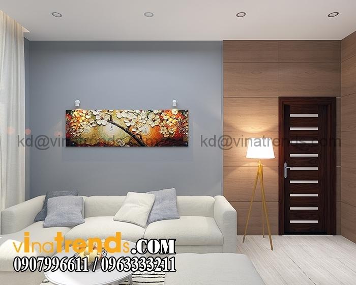 Phong sinh hoat 3 Thiết kế biệt thự 3 tầng 10x20m đẹp phong cách châu âu   BT290715A