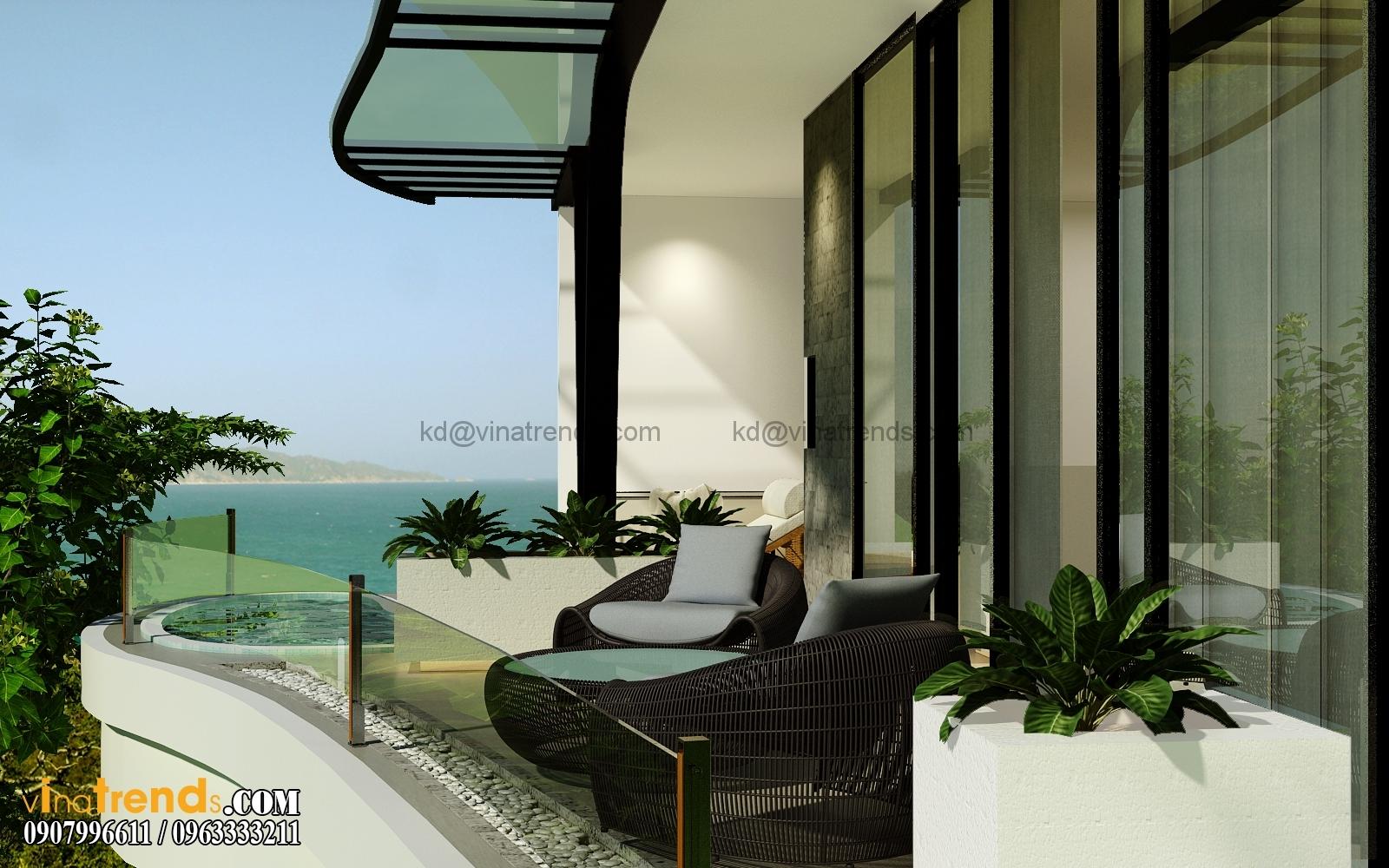 biet thu pho 2 tang 135m2 9 Mẫu thiết kế biệt thự 3 tầng hiện đại 8x17m đẹp không gian lý tưởng cho gia đình bạn   BT180715A