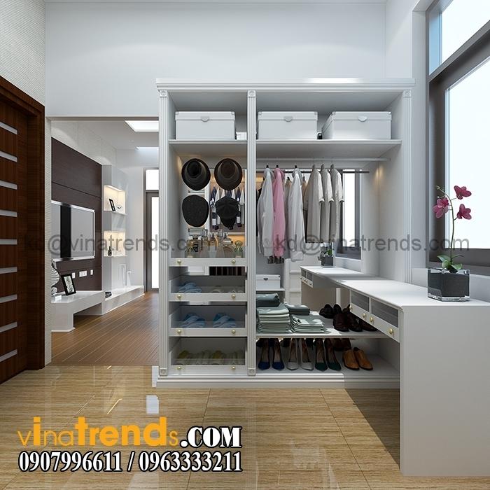 p thay do new 3 Thiết kế biệt thự 3 tầng 10x20m đẹp phong cách châu âu   BT290715A