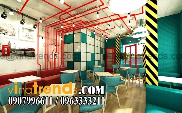 411bde13urbanstationcoffee1 Ý tưởng thiết kế quán cafe Urban Station xu hướng mới nhất anh Hiệp Quận 1   CF260815A