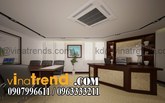 su dung chat lieu laminate trong thiet ke van phong 1 Tư vấn thiết kế nội thất văn phòng đẹp và chất lượng   NTVP280815A