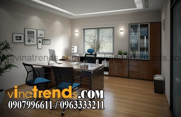 su dung chat lieu laminate trong thiet ke van phong 5 Tư vấn thiết kế nội thất văn phòng đẹp và chất lượng   NTVP280815A