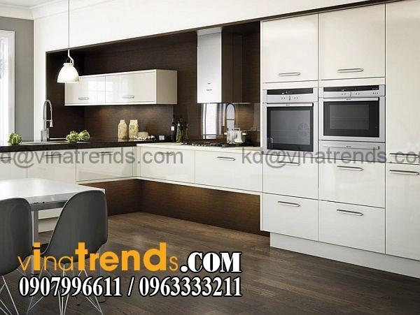 thietke noithat mau bep dep 1 20 mẫu thiết kế nội thất bếp hiện đại xu hướng mới nhất 2016   NTNB161015A