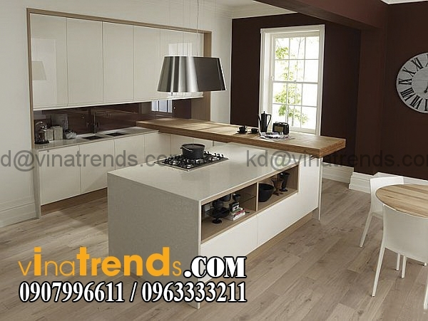 thietke noithat mau bep dep 10 20 mẫu thiết kế nội thất bếp hiện đại xu hướng mới nhất 2016   NTNB161015A