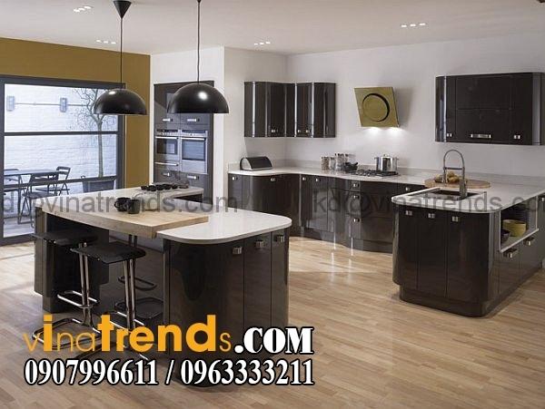 thietke noithat mau bep dep 13 20 mẫu thiết kế nội thất bếp hiện đại xu hướng mới nhất 2016   NTNB161015A