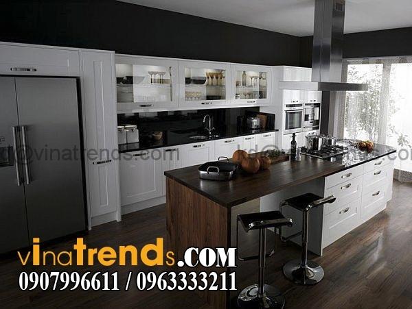 thietke noithat mau bep dep 19 20 mẫu thiết kế nội thất bếp hiện đại xu hướng mới nhất 2016   NTNB161015A