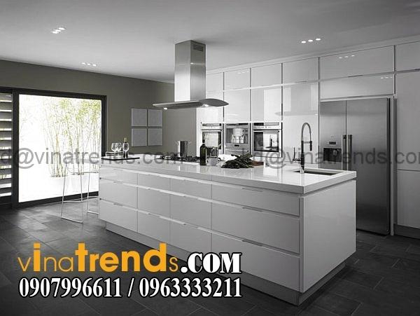 thietke noithat mau bep dep 7 20 mẫu thiết kế nội thất bếp hiện đại xu hướng mới nhất 2016   NTNB161015A