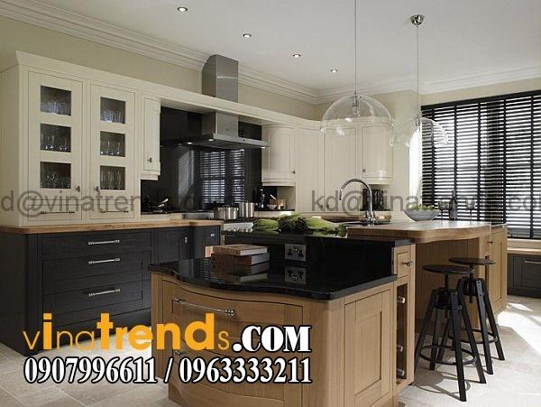 thietke noithat mau bep dep 8 20 mẫu thiết kế nội thất bếp hiện đại xu hướng mới nhất 2016   NTNB161015A