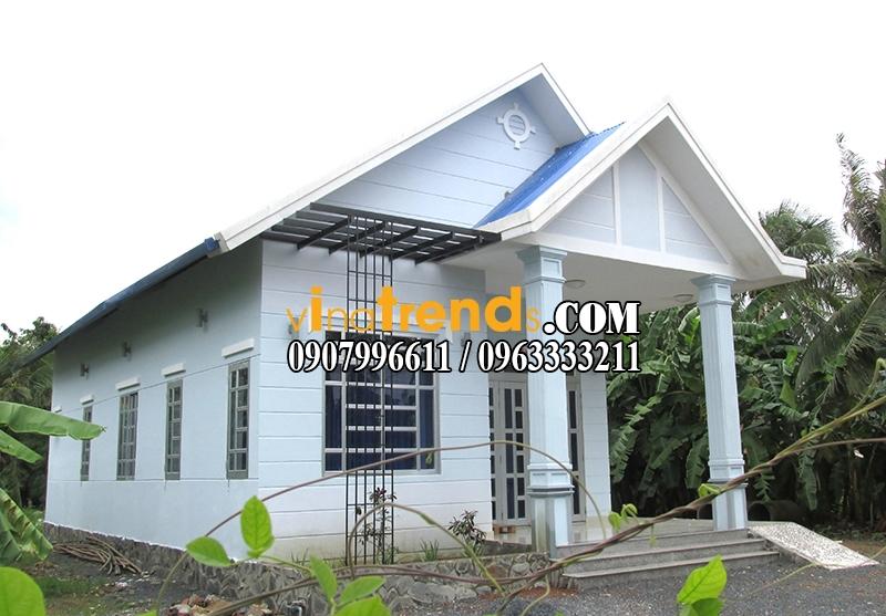 IMG 0303 Tuyệt sắc giai nhân thiết kế nhà đẹp cấp 4 diện tích 8,2x13m chú Võng Đồng Nai   TKND251115A