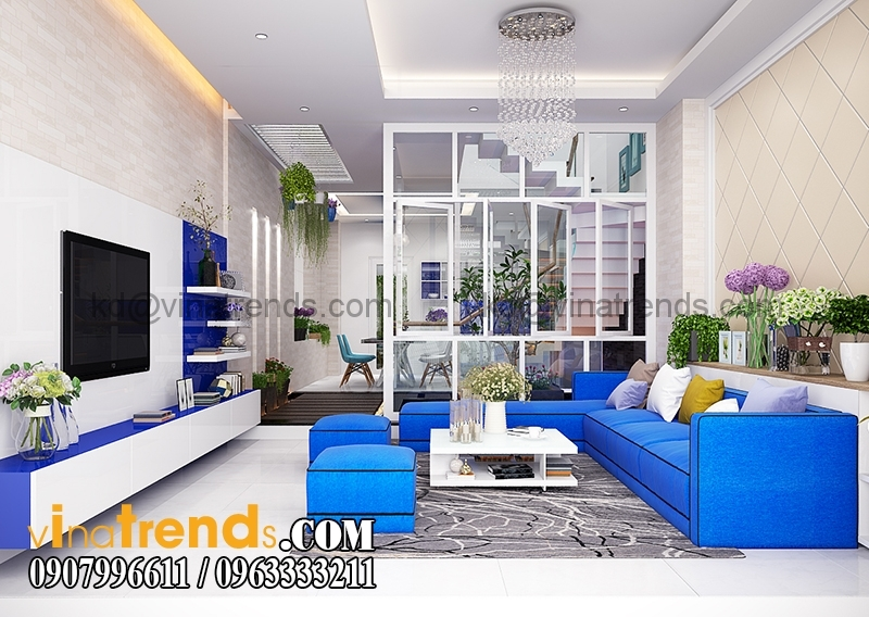 K2 Mẫu nhà phố đẹp 4 tầng 5x20m kiến trúc hiện đại anh Phương Bình Chánh   NP240216A