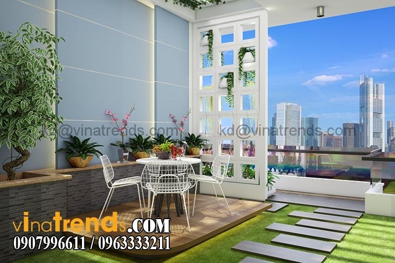 san thuong Mẫu nhà phố đẹp 4 tầng 5x20m kiến trúc hiện đại anh Phương Bình Chánh   NP240216A