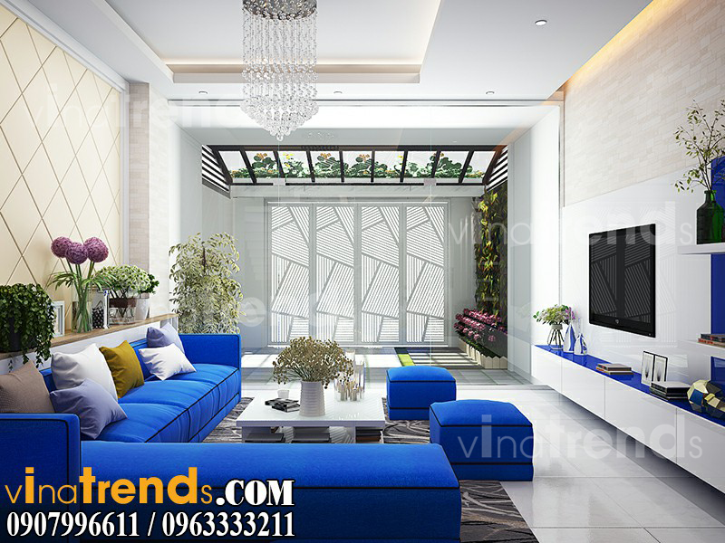 K1 Mẫu nhà mặt phố đẹp 3 tầng 5x20m đẳng cấp Việt anh Phương Bình Chánh   NP040316A