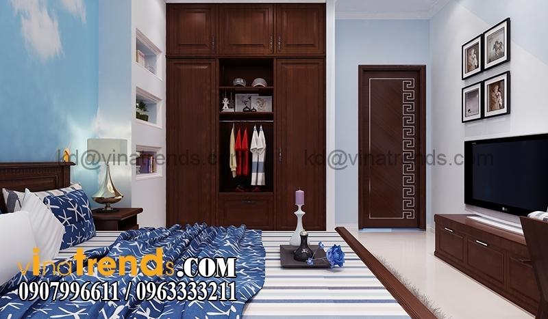 con trai 3 Mẫu biệt thự đẹp phong cách hiện đại 1 trệt 1 lững 10x16m anh Minh Bình Phước   BTHD070316A