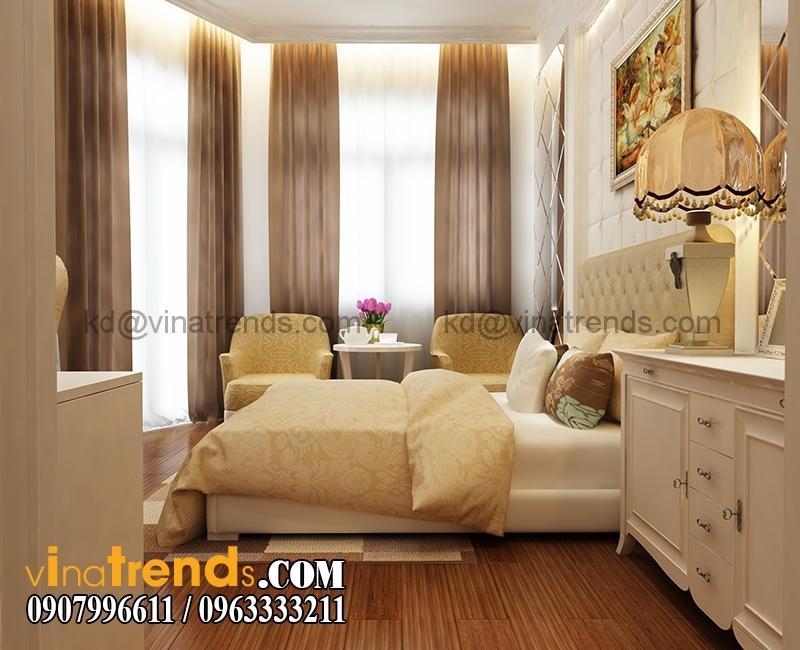 noi that biet thu 3 tang tan co dien dep 8 Mẫu thiết kế biệt thự đẹp 3 tầng 7m mặt tiền đẹp mê hồn anh Quảng Long Thành   BT030316A