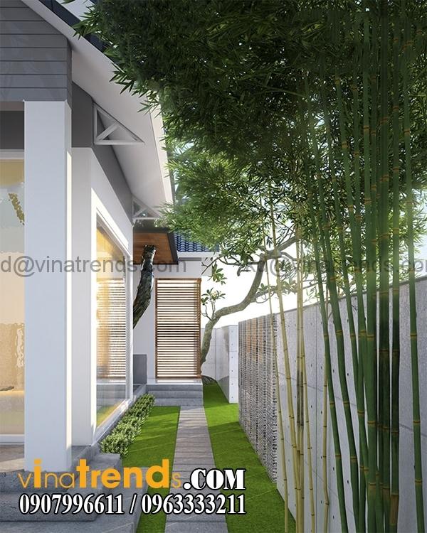 sss Chia sẻ mẫu nhà vườn phố cấp 4 đẹp hiện đại 6x17m Chị Như Đồng Nai   NC4030316B