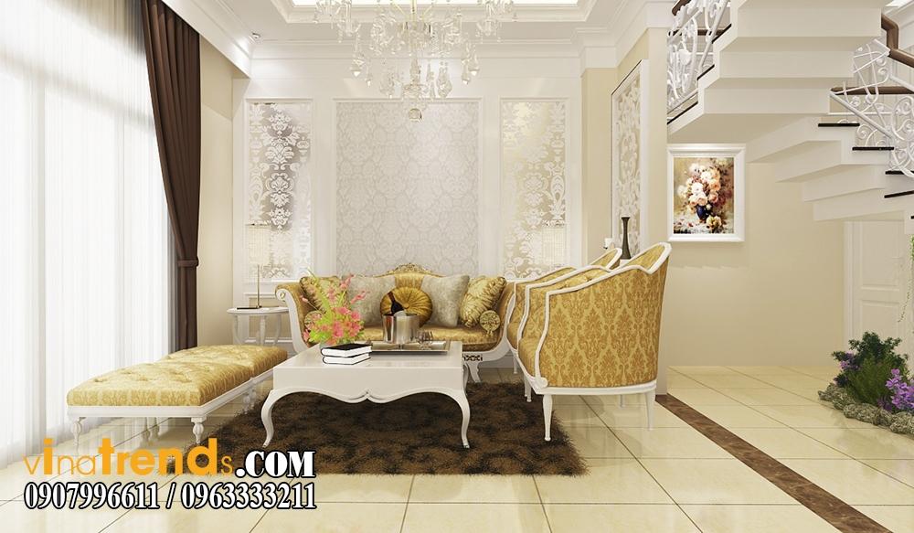 pk2 Trang trí nội thất gia đình nhà anh Cẩm ở Quận 7 kèm theo bản vẽ chi tiết