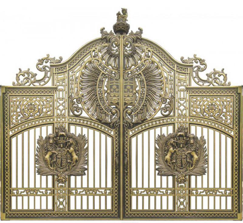 mau cong sat my thuat dep 11 1 bộ sưu tập mẫu cổng sắt mỹ thuật đẹp lung linh
