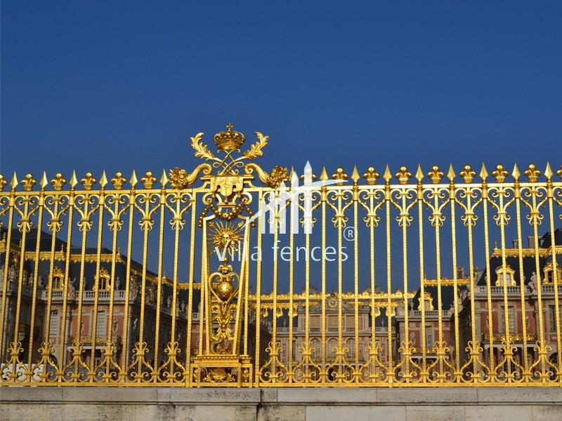 mau hang rao dep 7 Bộ sưu tập mẫu hàng rào sắt đẹp