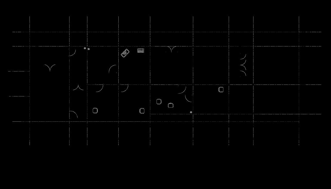 mat bang cong nang biet thu mini 1 tang 177m2 Bản vẽ biệt thự 1 tầng mái thái 177m2 của thầy Châu được nhiều độc giả tham khảo nhất