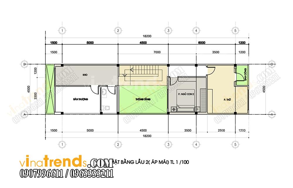 mb tang 2 mau nha pho 3 tang 45x18m Xem mẫu nhà phố đẹp 3 tầng 4,5x18m chinh phục anh Long sau 1 tuần bàn giao