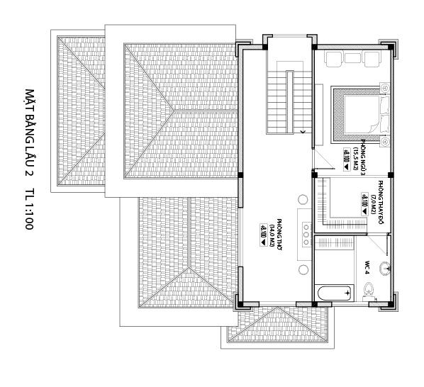32 Biệt thự đẹp 3 tầng 161m2 xứng danh một thiết kế đẳng cấp   cả trăm năm hưởng thụ