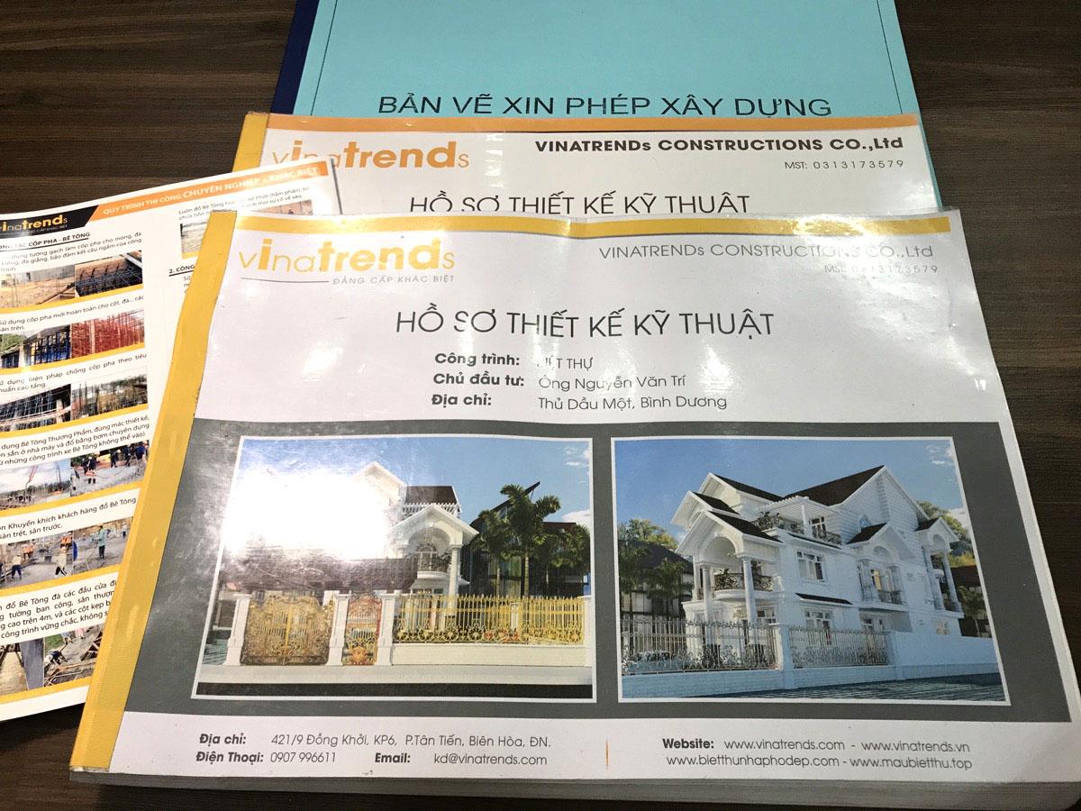 ho so thiet ke kien truc giay phep xay dung nha dep Chiêu khôn ngoan khi thiết kế xây nhà đẹp ở Biên Hòa không phải ai cũng biết!