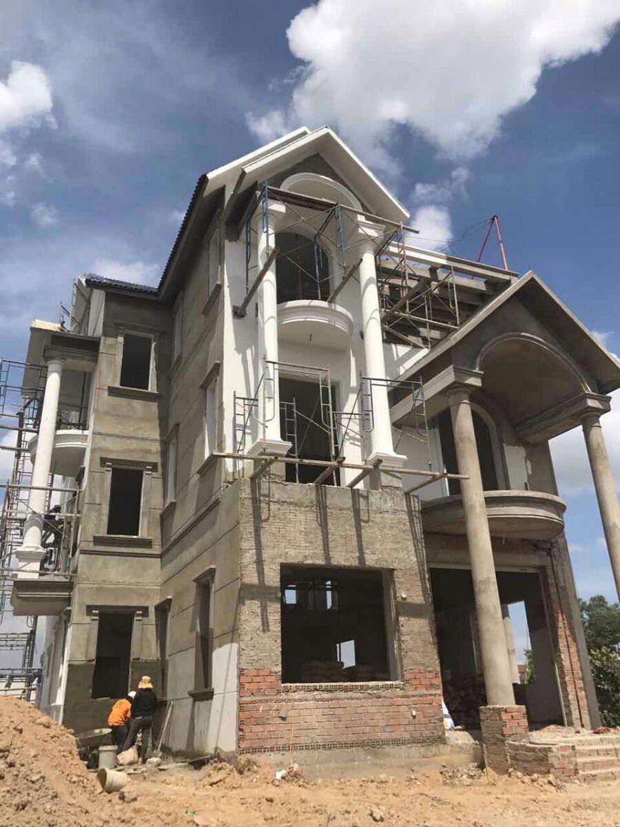 thi cong nha chu dinh o nhon trach Chiêu khôn ngoan khi thiết kế xây nhà đẹp ở Biên Hòa không phải ai cũng biết!