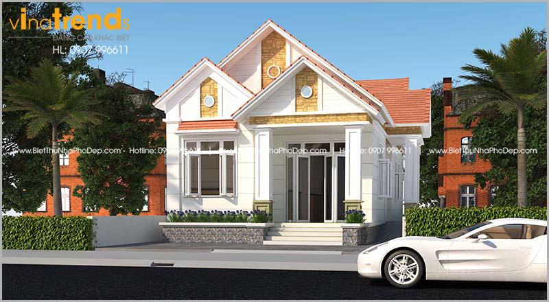 biet thu tret mai thai 3 phong ngu o trang bom bien hoa nha thay chau 3 12 mẫu nhà biệt thự đẹp 1 2 3 4 tầng ở Biên Hòa sẽ thi công năm 2018 – 2019