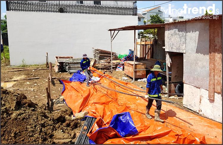 xay nha dep o bien hoa 1 thiết kế xây nhà đẹp biên hòa   đồng nai chuẩn thi công sát dự toán tại Vinatrends