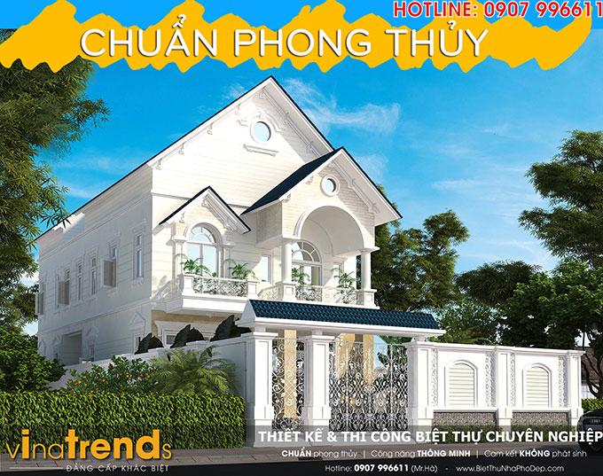 Biet thu 2 tang dep co Bang Vung Tau TOP 1 những mẫu biệt thự mái thái NỔI TIẾNG nhất Việt Nam