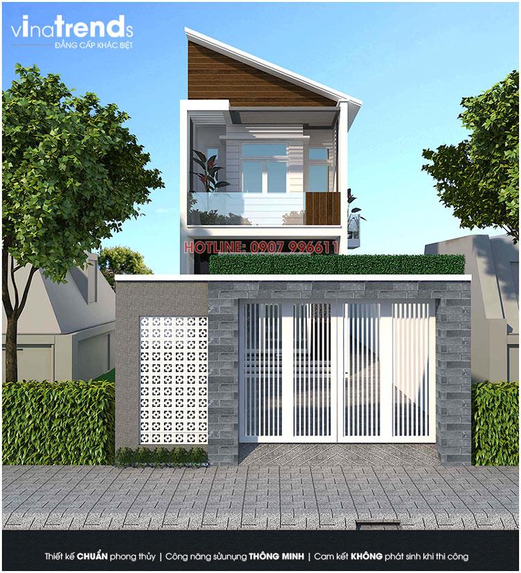 mau nha 2 tang duoc nhieu nguoi chon xay Mẫu nhà 2 tầng ở Biên Hòa  > 1 tỷ đầy đủ tiện nghi bao người muốn xây