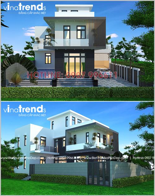 mau nha 25 tang o bien hoa nha anh Hoang o Long Thanh Tại sao 12 mẫu nhà đẹp ở Biên Hòa hấp dẫn chủ nhà đến vậy?