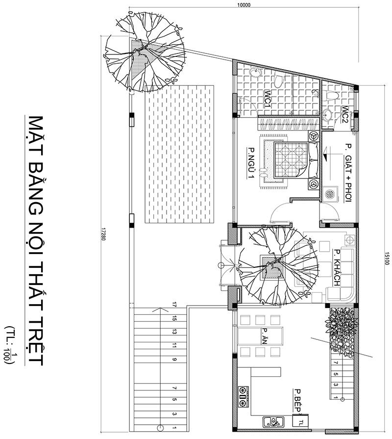 cong nang biet thu 2 tang hien dai 170m2 2 Biệt thự 2 tầng hiện đại 170m2 trên đồi ở Đà Lạt Thiên nhiên giao hòa   Hưởng thụ tối đa