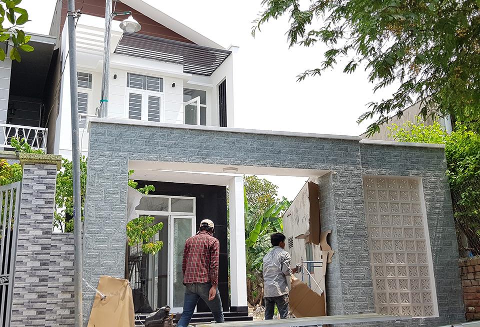 d36aa5d99aa87bf622b9 Mẫu nhà đẹp 2 tầng 5x15m có 3 phòng ngủ 2 mặt tiền đường ở Biên Hòa