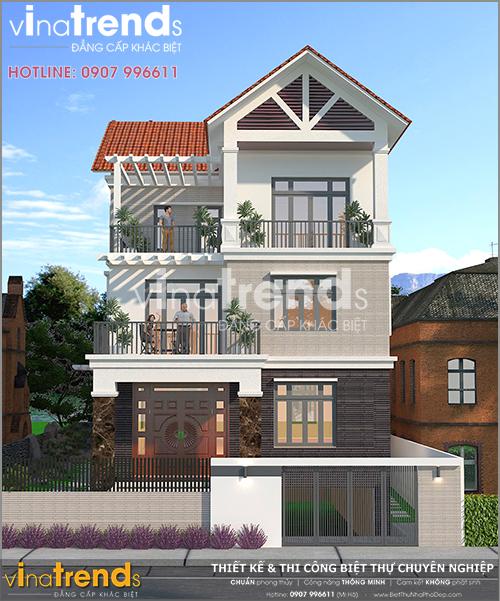 mau biet thu 3 tang co ham oto dep nhat 20+ mẫu nhà đẹp mái thái 1 2 3 tầng xiêu lòng chủ nhà đẳng cấp