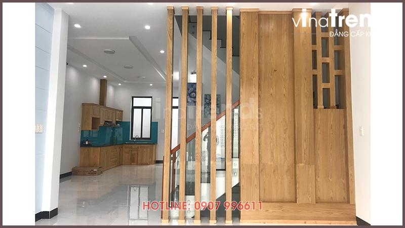 mau nha 2 tang dep 84m2 view tret [XÂY XONG] Nhà 2 tầng đẹp 84m2 ở Biên Hòa cho chủ nhà tỉ mỉ từng chút một