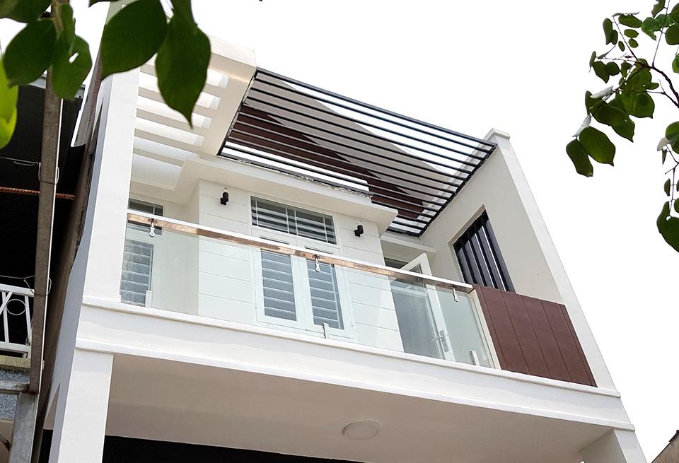 nha 2 tang don gian tien nghi 5 Mẫu nhà 2 tầng 96m2 ở Hố Nai Biên Hòa xây hoàn thiện tràn ngập gió trời khỏi cần điều hòa