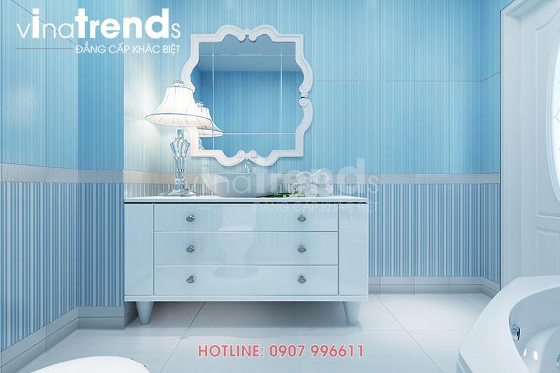 phong tam be trai Thiết kế nội thất cho phòng tắm tiện ích   NT091213A