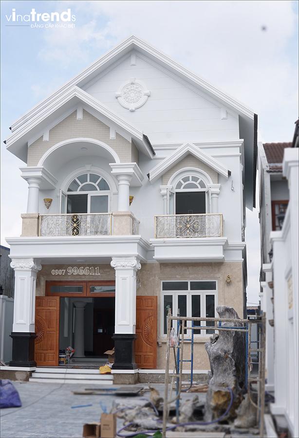 xay biet thu 2 tang dep nhat vinatrends phu trach 4 VinaTrends   Công ty xây dựng tại Đồng Nai hơn 499 công trình thiết kế xây nhà trọn gói trên toàn Việt Nam