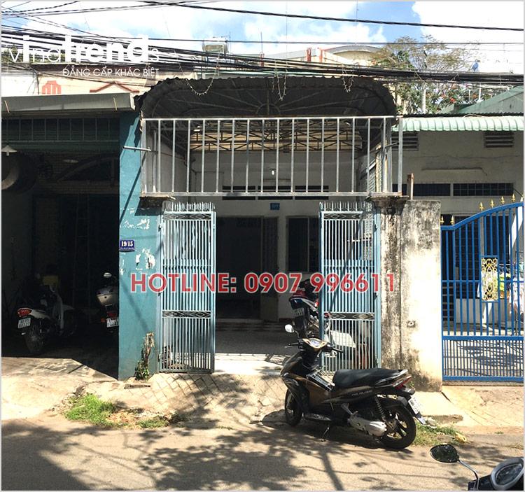 xay nha 3 tang hien dai o bien hoa nha anh Hoang 7 Tối ưu mẫu nhà ống rộng 3 5m mặt tiền 3 phòng ngủ ở Biên Hòa đã xây xong