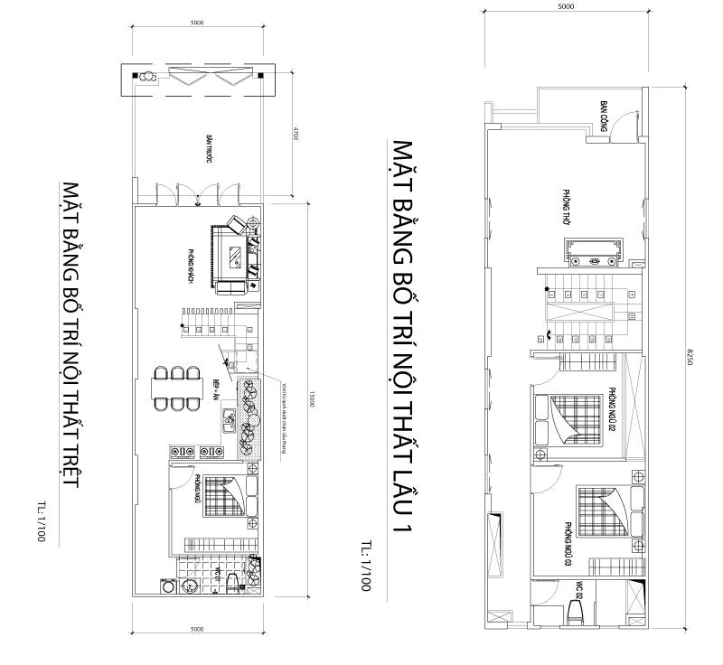 mau nha 2 tang mat tien 5m hien dai o bien hoa sieu dep tien nghi 1 Mẫu nhà 2 tầng đẹp 5x15m nhờ kiểu mái ngói lệch Đáng Xem ở Biên Hòa