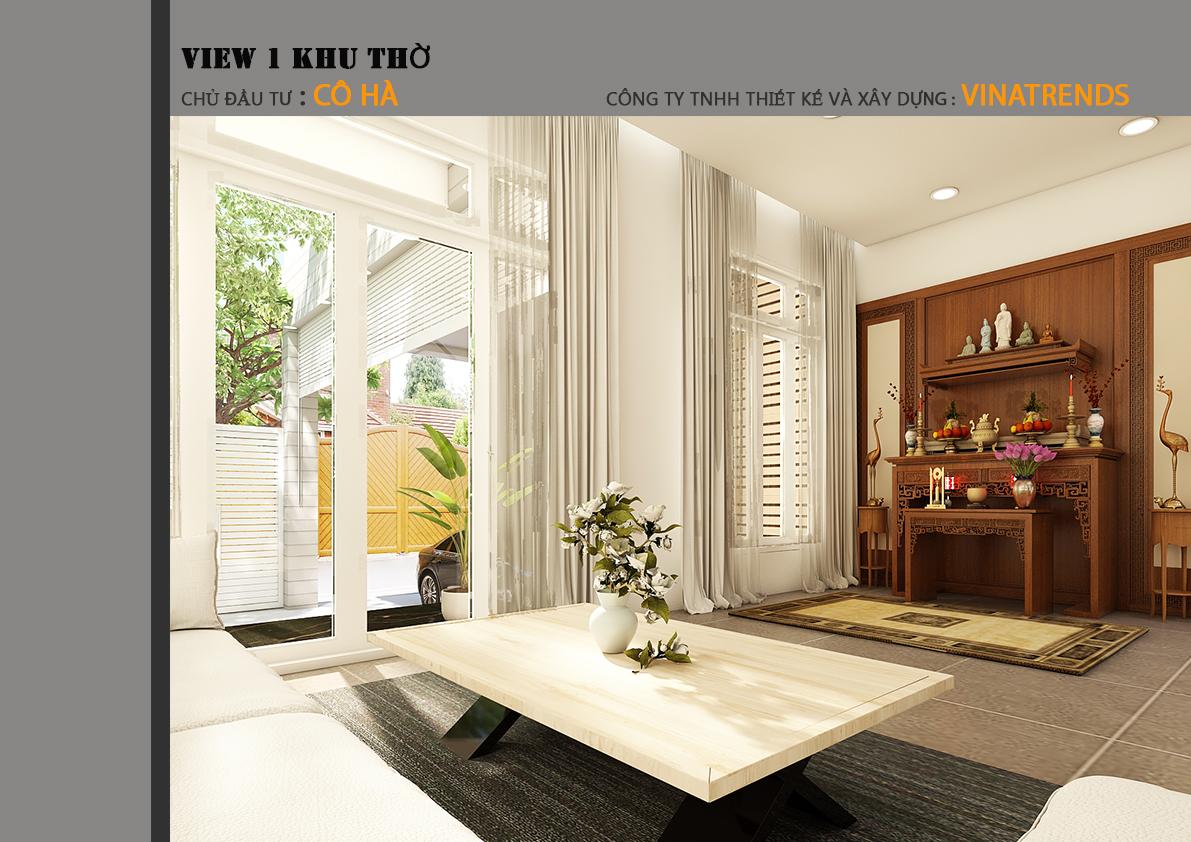 09 Mẫu biệt thự 2 tầng 1 sân thượng 7,8x17m hiện đại bạc ngàn cây xanh thanh lọc căn nhà