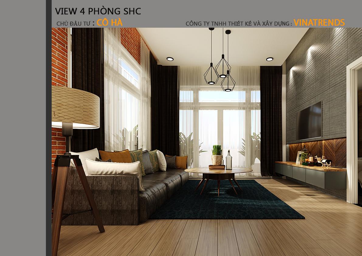 14 Mẫu biệt thự 2 tầng 1 sân thượng 7,8x17m hiện đại bạc ngàn cây xanh thanh lọc căn nhà